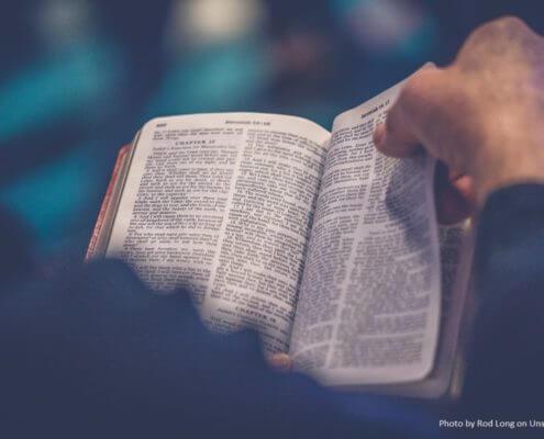 Bibel lesen und verstehen und ihre Bedeutung für heute