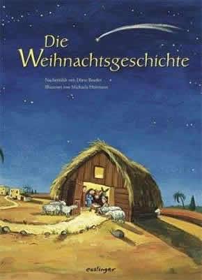 Buch «Die Weihnachtsgeschichte»