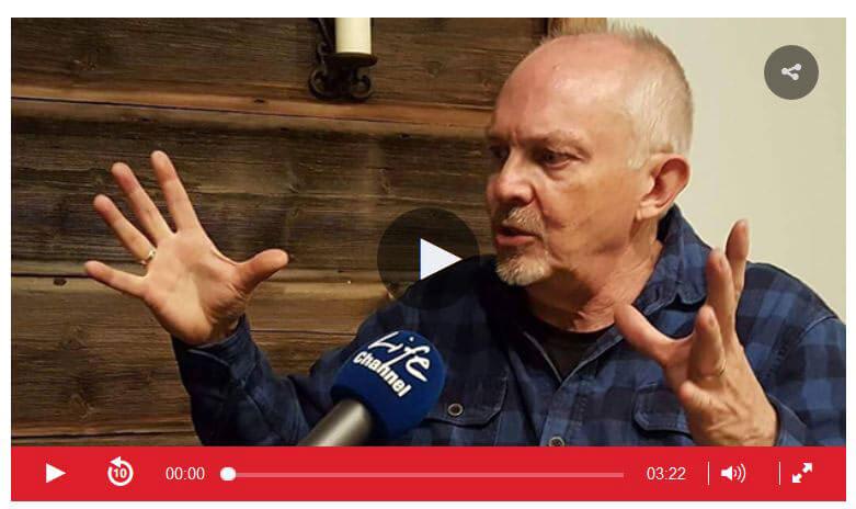 Die Hütte - ein Gespräch mit William P. Young auf Radio Life Channel