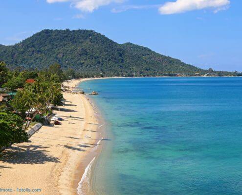 Koh Samui: Schöne Trauminsel im Pazifik