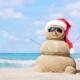 Weihnachten im Sommer feiern, z. B. am Strand?